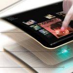Tablet ecológico dispensa carregador externo