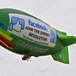 Um Facebook mais verde, curta essa idéia!