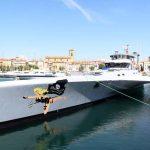 Navio da Sea Shepherd é severamente danificado por onda gigante
