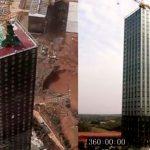 Prédio sustentável de 30 andares é construído em 15 dias