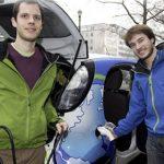 Primeira volta ao mundo em carro elétrico