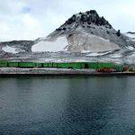 Governo esconde naufrágio de barco com 10 mil litros de óleo na Antártida