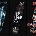 Você conhece os eco-skates personalizado da Sea Shepherd?