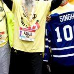 Vegetariano de 101 anos completa maratona de Londres 2012 e bate novo recorde