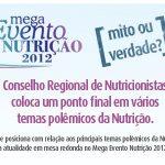Mega Evento de Nutrição da América Latina falará sobre vegetarianismo