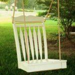 Transforme a sua cadeira velha em balanço