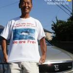 Izumi Ishii: de caçador a defensor e observador de golfinhos