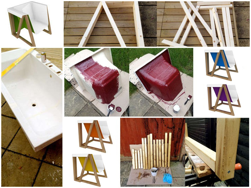 upcycling-cadeira-banheira-throne-outdoor-chair