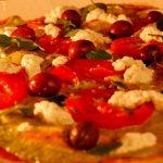 Pizza Margherita Vegetariana
