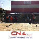 Escola de Idiomas CNA incentiva novamente comércio de animais