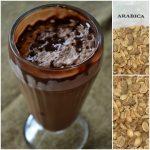 Café Mocha Gelado com Chocolate – GO VEGAN!