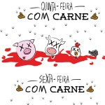 Segunda Sem Carne: entendeu ou quer que desenhe?