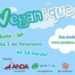 Veganique Camaleão retorna para Taubaté (SP)