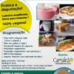 Curso de Culinária Naturalista Vegan em São Paulo: Participe!
