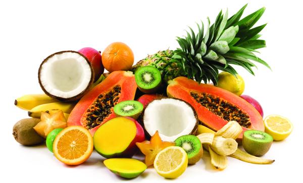 frutas-frugivorismo-crudivorismo-vegetarianismo-veganismo-camaleão