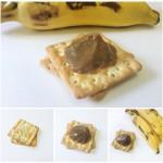 Patê vegetariano de casca de banana orgânica