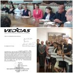 Veddas entrega abaixo-assinado para Governador sobre testes em animais