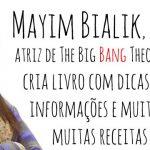 Amy Fowler de The Big Bang Theory cria livro com receitas veganas