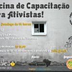 Participe da Oficina de Capacitação para Ativistas!