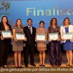 Empresa vegana ganha prêmio por defesa dos direitos das mulheres