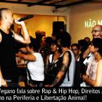 Rapper Marcos Favela fala sobre seu rap contra o extermínio de animais