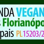 Brasil terá sua primeira audiência sobre merenda vegana