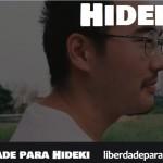 Liberdade para o ativista Fábio Hideki Harano