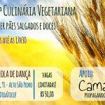 Aula de culinária vegetariana será realizada em Taubaté (SP)