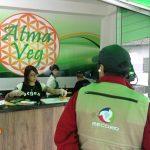 TV Record grava matéria sobre Veganismo em Taubaté (SP)