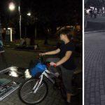 CAMALEÃO inaugura carrinho multimídia para ações de rua