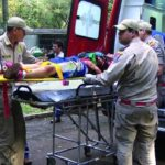Menino perde braço em zoológico no Paraná
