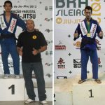 Vegano conquista novamente título de campeão em Jiu-jítsu
