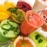 Sucos funcionais, um coquetel de nutrientes e sabor!