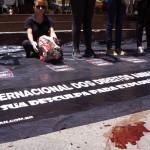 Camaleão exibe animais vitimados pelo especismo no DIDA