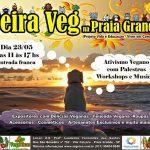 Escola na Praia Grande (SP) abre as portas para Feira Vegana