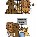 O que fazer diante de maus-tratos aos animais?