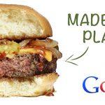 Google quer comprar startup de produtos vegetarianos