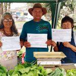 Feira de Orgânicos cria rede sustentável em Ubatuba (SP)