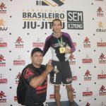 Atleta vegano conquista bi-campeonato de jiu-jitsu
