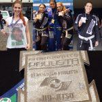 Atleta vegana conquista prata em campeonato paulista de Jiu Jitsu