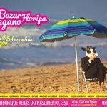 Bazar Vegano terá sua segunda edição em Florianópolis (SC)