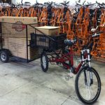 Prefeitura de São Paulo negocia triciclos para carroceiros