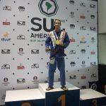 Atleta vegano ganha campeonato sul-americano de jiu-jitsu