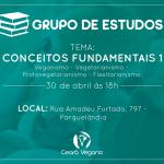 Grupo Vegano no Ceará fará estudo sobre protovegetarianismo