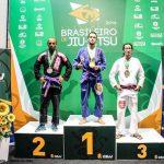 Atleta vegano conquista medalha em campeonato de jiu-jítsu