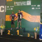 Atleta vegetariano ganha Tricampeonato brasileiro de Jiu-Jitsu