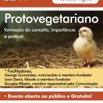 """Sociedade Vegana fará bate-papo sobre """"Protovegetariano"""" em São Paulo (SP)"""