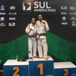Vegetariano ganha ouro no Sul-americano de Jiu-Jitsu pela 2º vez