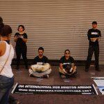 ONG CAMALEÃO faz ato impactante para promover Veganismo