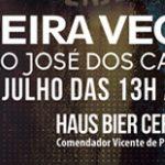 Primeira Feira Vegana de São José dos Campos acontece neste domingo (09/07)